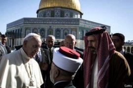 Setelah Mekkah - Madinah, kunjungilah Yerusalem