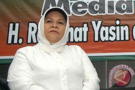 KPK panggil mantan Bupati Bogor Nurhayanti sebagai saksi