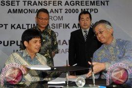 Pupuk Indonesia Caplok Pabrik Amoniak Jepang