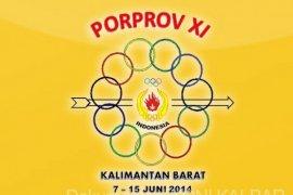 186 atlet Kapuas Hulu ikut Porprov  XII Kalbar