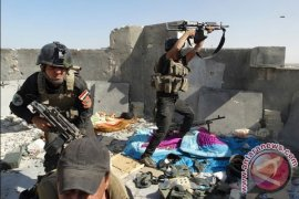 Ratusan tentara Irak tewas dalam serangan gerilyawan