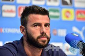 Barzagli tinggalkan kursi asisten  pelatih Juventus