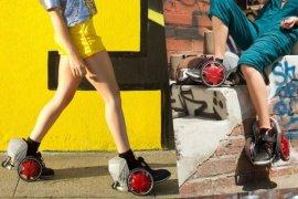 Acton R RocketSkates Sepatu Roda Pintar Yang Keren