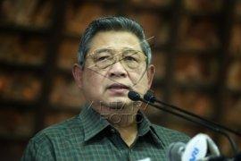 SBY Disambut Meriah di Cikeas