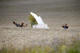 Potongan Tubuh Korban MH17 Ditemukan