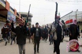 Gerilyawan Suriah Berikrar Kalahkan ISIS