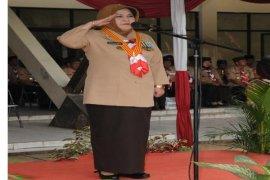 Wabup Bogor: Pramuka gerakan menanamkan semangat kebangsaan