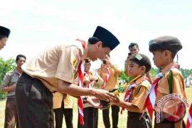 Pramuka Bentuk Kaum Muda Jadi Pemimpin
