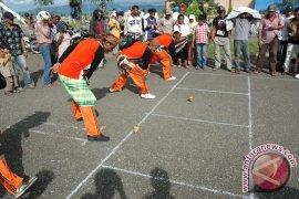 Festival Jiran Nusantara Tampilkan Berbagai Lomba Tradisional