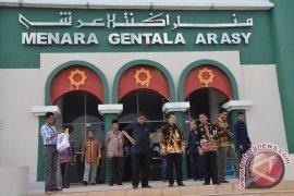 """Gubernur berharap Menara """"Gentala Arasy"""" tingkatkan perekonomian masyarakat"""