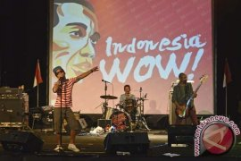 "Slank Harap Lagu ""Indonesia Wow""  Jadi Media Promosi Indonesia"