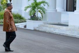 Presiden SBY Akan Perkenalkan Istana ke Jokowi Sore Ini