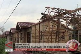 2,985 Homes Makeover for South Kalimantan