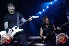 Metallica Akan Rilis 27 Album Pertunjukan