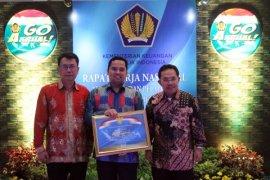 Kementerian Keuangan Kembali Apresiasi Kinerja Keuangan Kota Tangerang