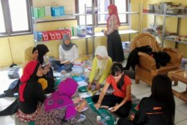 BPAD Banten Kembangkan Perpustakaan Desa Dan Kelurahan