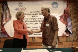Puluhan Perguruan Tinggi Ikuti Lokakarya USAID-HELM