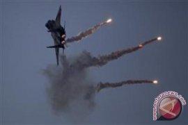 Empat gerilyawan tewas dalam serangan udara di Irak TImur