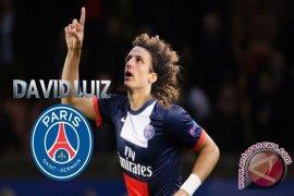 PSG tanpa David Luiz hadapi Real