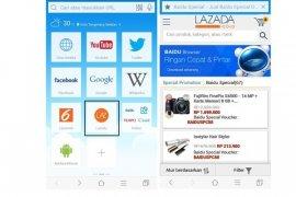 Baidu Bekerja Sama Dengan Lazada Indonesia