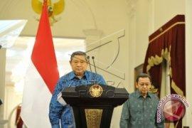 Presiden SBY Apresiasi Pemilihan Pimpinan MPR