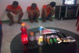 PNS Singkawang Ditangkap Karena Pesta Sabu