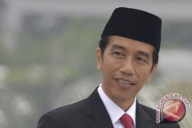 Presiden sambut delegasi KTT-LB OKI