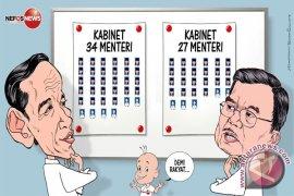 Apresiasi Kabinet Kerja Jokowi