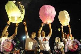 Semeton Jokowi Rayakan Pelantikan