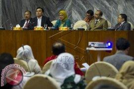 Lima Fraksi DPR Gelar Rapat Paripurna