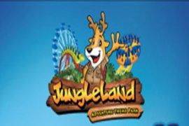 Ribuan pengunjung padati wahana bermain Jungleland
