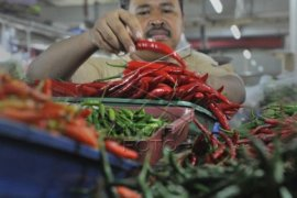 Wow, Harga Cabai Rawit Merah Tembus Rp140.000/kg