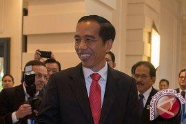 Presiden Tinjau Perkembangan Pengeboran Terowongan MRT Jakarta