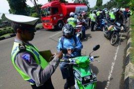Polresta Bogor Mulai Berlakukan E-Tilang