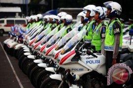 200 Personel Polda Kalteng Berangkat ke Jakarta