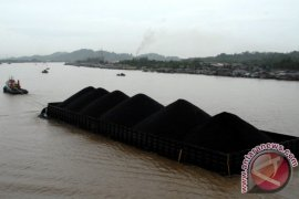 Produksi batu bara Kaltim 82,87 juta ton