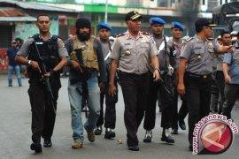 Polda Papua kirim dua pleton Brimob ke Timika