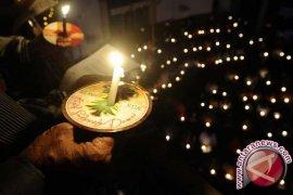 Polres Pohuwato Kunjungi Gereja Jelang Natal