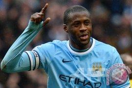 City pecahkan rekor untuk berikan perpisahan kepada Yaya Toure