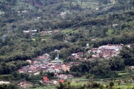 Nagari Pandai Sikek tutup sementara jalur pendakian Gunung Singgalang