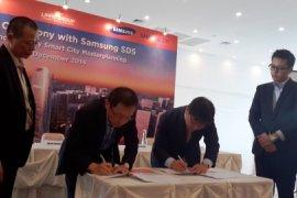 "Lippo Group Gandeng Samsung Garap ""Kota Pintar"""