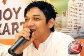 Pasha Ungu ambil formulir Demokrat untuk balon Wali Kota Palu