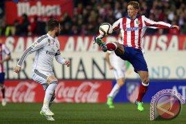 Kembalinya Torres warnai kemenangan Atletico atas Real Madrid