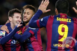 Barcelona menang 5-2 atas Athletic Bilbao