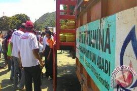 Gubernur Gorontalo Perintahkan Operasi Pasar Elpiji Tiga Kg