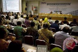 KPU Buka Pendaftaran Bakal Calon Pilkada 26 Februari