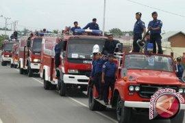 BPBK Abdya Tambah Tiga Mobil Damkar