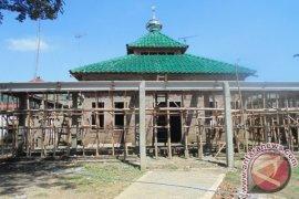 Pembangunan Masjid Butuh Dana Rp4,3 Miliar