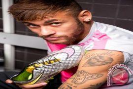 Nike dan Neymar berpisah setelah bermitra selama 15 tahun