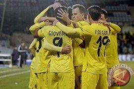 Villarreal Akhiri Laju Atletico Madrid
